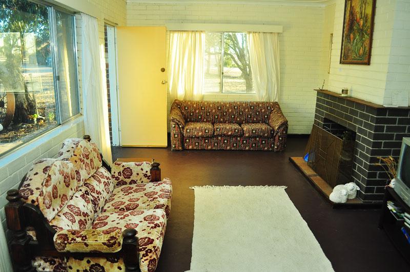 Gumnut Cottage Loungeroom